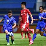 Viettel thua trắng ĐKVĐ Thái Lan ở cúp C1 châu Á