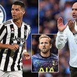 Man City đề nghị Ronaldo hợp đồng 2 năm, lương 230.000 bảng/tuần