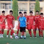 Tuyển Việt Nam hòa U22 trước trận gặp Australia