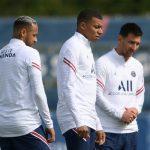 Messi, Neymar và Mbappe được đăng ký PSG đấu Reims