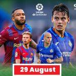 Nhận định Barca vs Getafe: Gọi tên Memphis Depay