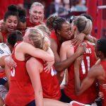 Hạ đẹp Brazil, bóng chuyền nữ Mỹ giành HCV lịch sử ở Olympic