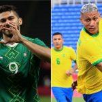 Trực tiếp bán kết bóng đá nam Olympic 2021: Brazil vs Mexico,
