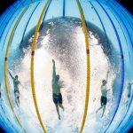 Những hình ảnh VĐV làm dậy sóng đường đua xanh Olympic Tokyo