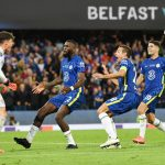 Kết quả Chelsea 1-1 Villarreal (pen 6-5), Kết quả siêu cúp châu Âu