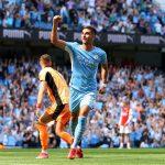 Kết quả bóng đá Man City 5-0 Arsenal - Vòng 3 Ngoại hạng Anh