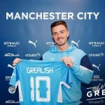 Man City ra mắt 'bom tấn' Jack Grealish 100 triệu bảng