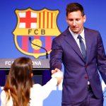 Rộ tin Barcelona đưa đề nghị mới giữ Messi
