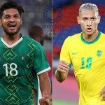 Kèo Mexico vs Brazil: Cuộc chiến khốc liệt