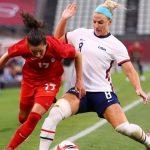 Lịch thi đấu bóng đá hôm nay 6/8: Tranh HCV bóng đá nữ Olympic