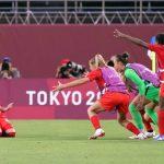 Kết quả Bóng đá nữ Olympic 2021: Canada loại Mỹ, vào chung kết