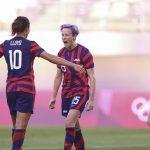 Kết quả bóng đá nữ Olympic 2021: Mỹ giành HC Đồng