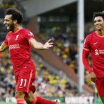 Kết quả Norwich 0-3 Liverpool - Kết quả bóng đá Anh