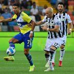 Kết quả Udinese 2-2 Juventus: Ronaldo không thể cứu Lão bà