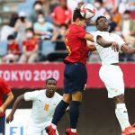 Lịch thi đấu bóng đá hôm nay 3/8: Bán kết bóng đá nam Olympic