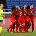 Kết quả bóng đá nữ Olympic 2021: Canada lần đầu tiên giành HCV