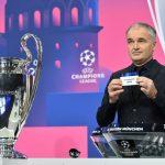 Trực tiếp bốc thăm vòng bảng C1, Champions League 2021/22