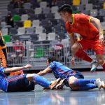 Tuyển futsal Việt Nam thua sát nút Nhật Bản