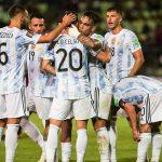 Kết quả Venezuela 1-3 Argentina - Vòng loại World Cup 2022