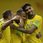 Kết quả Brazil 2-0 Peru - Vòng loại World Cup 2022 khu vực Nam Mỹ
