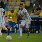 Trực tiếp Brazil vs Argentina - Vòng loại thứ 3 World Cup 2022 khu vực Nam Mỹ