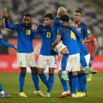 Kết quả Chile vs Brazil - Vòng loại World Cup 2022