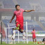 Kết quả bóng đá Hàn Quốc 1-0 Lebanon - Vòng loại thứ 3 World Cup 2022