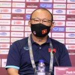 HLV Park Hang Seo: Tuyển Việt Nam thua vì không may mắn