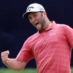 Jon Rahm giành giải Golfer xuất sắc nhất năm