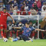 Kết quả bóng đá Nhật Bản 0-1 Oman - Vòng loại thứ 3 World Cup 2022