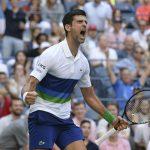 Ngược dòng hạ Kei Nishikori, Djokovic vào vòng 4 US Open