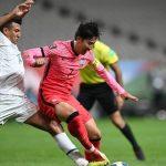 Kết quả Hàn Quốc vs Iraq - Vòng loại thứ 3 World Cup 2022