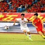 Tuyển Việt Nam làm khách trước Trung Quốc trên sân trung lập