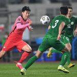 Trực tiếp bóng đá Hàn Quốc vs Iraq - Vòng loại World Cup 2022