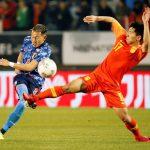 Trực tiếp bóng đá Trung Quốc vs Nhật Bản - Vòng loại thứ 3 World Cup 2022