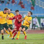 Kết quả Việt Nam vs Australia - Vòng loại thứ 3 World Cup 2022